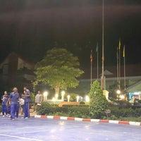 Photo taken at เสาธง by nninu on 11/11/2015