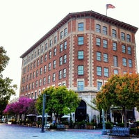 Photo taken at Culver Hotel by Phillip N. on 3/29/2013