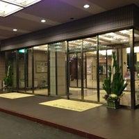 Photo taken at ホテルニューオウミ by yoshitomo y. on 12/29/2012