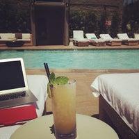 Photo taken at Hotel La Jolla by Jessica V. on 8/2/2013
