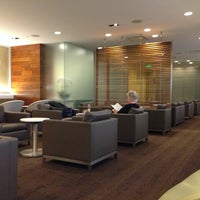 Photo taken at Oneworld Business Lounge by akakeno on 12/21/2012