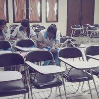 Photo taken at Sekolah Tinggi Ilmu Kesehatan (STIKES) Wira Medika PPNI Bali by Antow C. on 12/25/2013