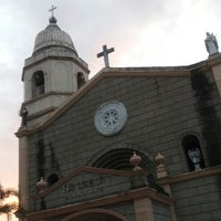 Photo taken at St. Lawrence, Deacon and Martyr, Parish Church by Joie S. on 4/4/2015