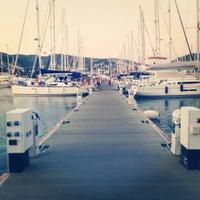 8/8/2013 tarihinde Mert A.ziyaretçi tarafından Milta Bodrum Marina'de çekilen fotoğraf