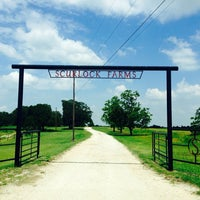 Photo taken at Scurlock Farms by Chris F. on 7/4/2014