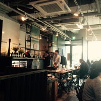 Photo taken at DINEHALL by Janet Y. on 2/13/2015