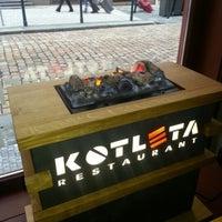 Photo taken at Kotleta by Silvester V. on 1/31/2013