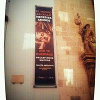Foto tomada en Museo Salzillo por @sitiocreaCtivo el 12/7/2012