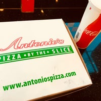 Photo taken at Antonio's Pizza by Tadahiro I. on 11/24/2017