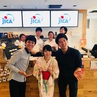 Photo taken at 知るカフェ同志社大学前店 by Tadahiro I. on 9/18/2018
