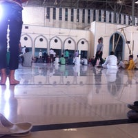 Photo taken at Baitul Mukarram by Nor Azlan M. on 3/28/2014