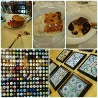 Photo taken at Restaurant La Garrofa by Sinem A. on 9/27/2016
