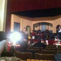 Photo taken at Teatro Italia by Fabio F. on 12/23/2012