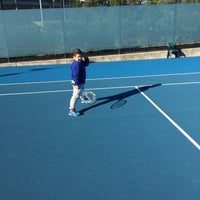 Photo Taken At Sydney Olympic Park Tennis Centre By Zehra P On 5 29