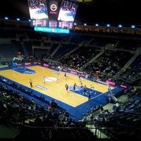 Foto tirada no(a) Ülker Spor ve Etkinlik Salonu por Barış Y. em 4/7/2013