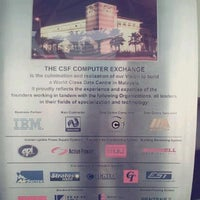 Photo taken at CSF Computer Exchange by Pakya A. on 1/14/2013
