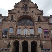 11/25/2012에 SemiToxic님이 Opernhaus에서 찍은 사진