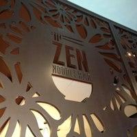 Photo taken at Zen Nodle Bar by Elie H. on 4/21/2013