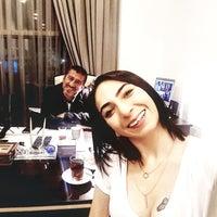 Photo taken at Milashan Otel by Ayşen Ş. on 4/1/2018