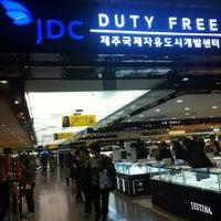 Photo taken at JDC Duty Free by Lauren S. on 3/17/2013