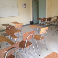 Photo taken at Universidad Santo Tomás by Cami R. on 10/29/2014