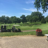 Photo taken at Brookview Golf Course by Ashley L. on 6/21/2015