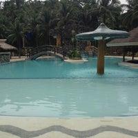 Photo taken at Dongon Hillside Resort by Vanda K. on 7/7/2013