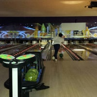 Photo taken at AMF Pikesville Lanes by Michael-Alan G. on 10/18/2014