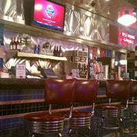 Photo taken at Silver Diner by Michael-Alan G. on 4/14/2013