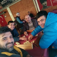 Photo taken at Kaya Cafe BiLardo by Berat A. on 1/22/2017