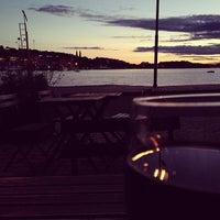 Photo taken at Café Riddarholmen by Jade R. on 9/4/2013