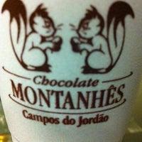 Foto diambil di Chocolate Montanhês oleh Elaine P. pada 12/30/2012