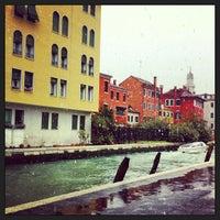Photo taken at Ponte Marcello by Yuliana on 3/25/2013