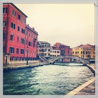 Photo taken at Ponte Marcello by Yuliana on 3/24/2013