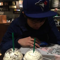 Photo taken at Starbucks by Emerin J. on 1/6/2016