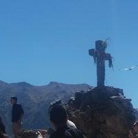 Photo taken at Cruz Del Condor by Belen N. on 9/11/2016