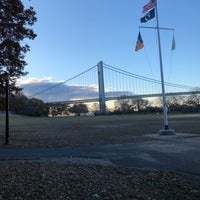 Photo taken at Vinland Playground- Shore Road by Denise S. on 11/26/2017