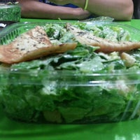 Photo taken at Salad Factory by Julio F. on 7/3/2013