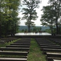 Photo taken at Jacob's Pillow Dance Festival by Cindy L. on 7/2/2015