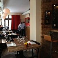 Das Foto wurde bei Cannone Bar-Restaurant von Kristian M. am 2/11/2013 aufgenommen