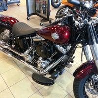 Photo taken at Old Glory Harley-Davidson by Jb B. on 4/25/2014