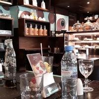 Photo taken at Goût Café by Alejandro S. on 12/6/2013