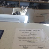 Photo taken at The Cat Doctor by Kathryn🐻 D. on 2/11/2015