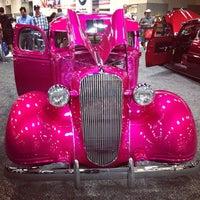 Photo taken at San Diego International Auto Show by San Diego A. on 12/28/2012
