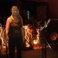 12/10/2012にReazorがThe Hit Joint Studiosで撮った写真