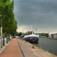 Photo taken at Kanaalbrug by Donna S. on 8/28/2014