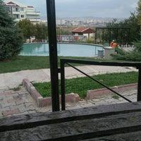Photo taken at levent şahin parkı by Kürşat O. on 10/13/2016