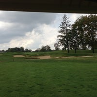 Photo taken at Rock Manor Golf Course by Scrapple J. on 9/28/2012