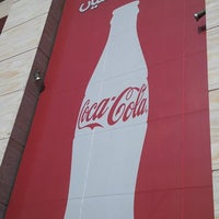 Photo taken at Coca Cola RYK Plant by TC Umit C. on 12/19/2013