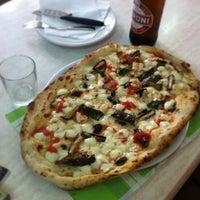 Photo taken at Antica Pizzeria Prigiobbo by Antonio P. on 6/15/2013